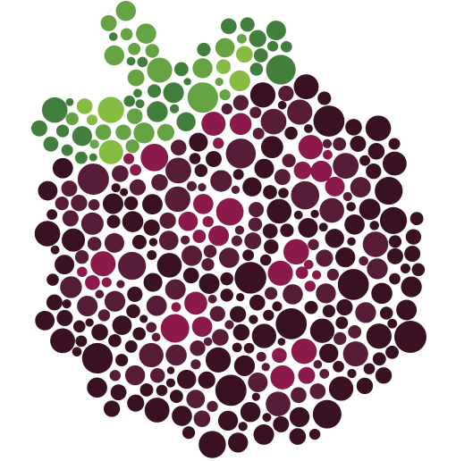Black Raspberry Icon